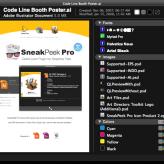 SneakPeak Pro ile Adobe Creative Suite Belgelerine QuickLook Özelliği Ekleyin